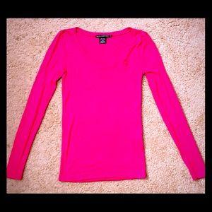 Ralph Lauren, Pink, Long Sleeve Shirt